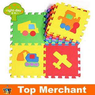 Детский игровой коврик 10