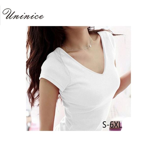 Большой размер 5XL 6XL женский летний стиль с коротким рукавом футболки для женщин с круглым v-образным вырезом 100% хлопок майка женщин топы женщина одежда