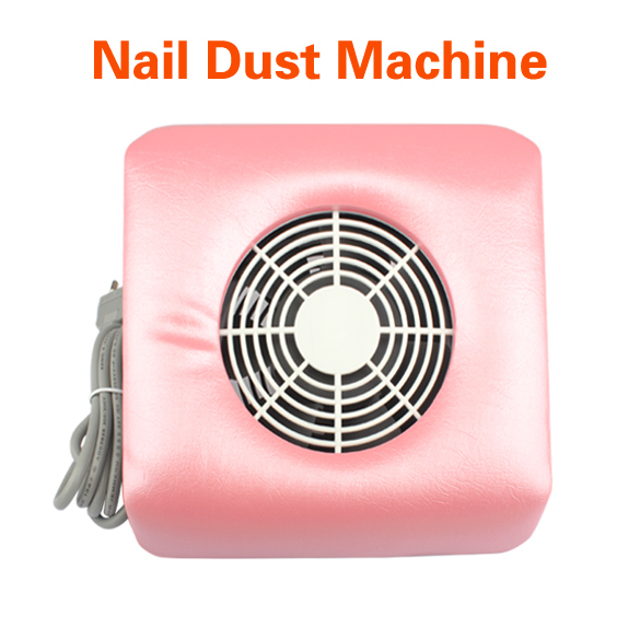 BS#S Free Shipping High Quality 220V Nail Art Machine Dust Suction Collector Manicure Filing Acrylic UV Gel Tip Fashion Design(China (Mainland))