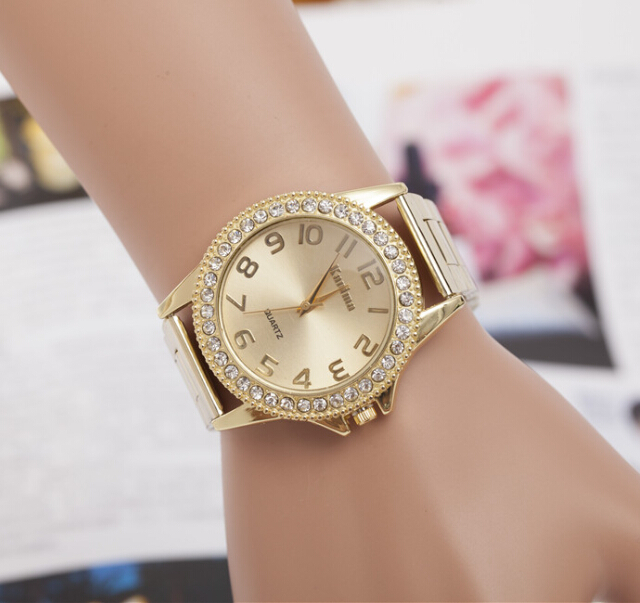 relogio feminino Top Brand Luxury Fashion Ladies Watch Women Watches Rose Gold Female Quartz Clock Relojes