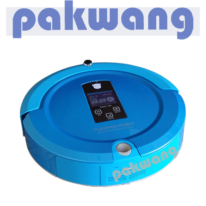 Good Robot A325 Multifunction Robotic Automatic Detection Vacuum Cleaner For Russia,with glass cleaner(China (Mainland))