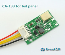 CA-133 9.6V output  LED constant current board  down-voltage single lamp LED universal inverter for led panel(China (Mainland))