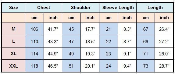 SAO Short Sleeve Hoodie-Size