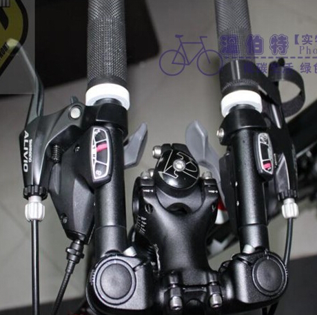"aluminum high end flat MTB 20"" wheel folding bike handlebar(China (Mainland))"