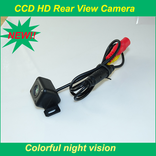 2016 New arrival car rear camera waterproof IP 69K Universal IR night vision fit for various kind of cars supply in the stock(China (Mainland))