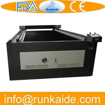 1300x2500mm Veneer Laser Cutter Machine KD1325, CE,FDA