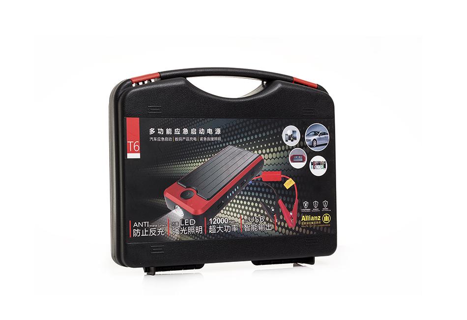 E-power Multi-function Car Jump Starter 12000mAh Power Bank 12V Car Battery Charger For Petrol/Diesel Car(China (Mainland))