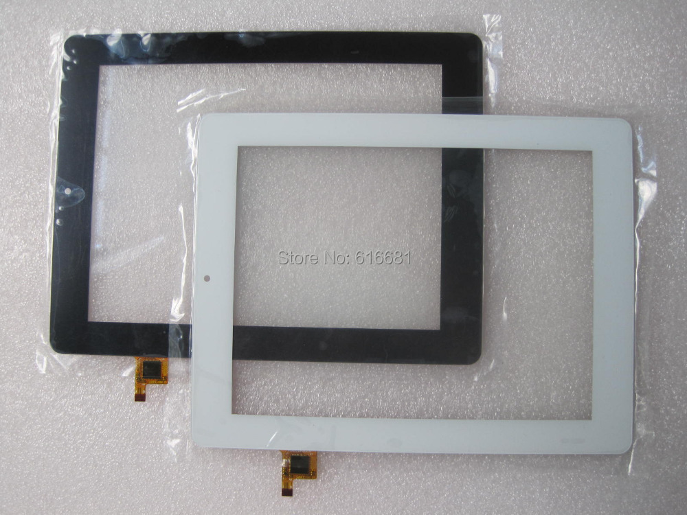 Free shipping 8'',100% New for Prestigio Multipad 2 PMP7280C 3G DUO touch panel,Tablet PC touch panel digitizer CTP080088-03(China (Mainland))