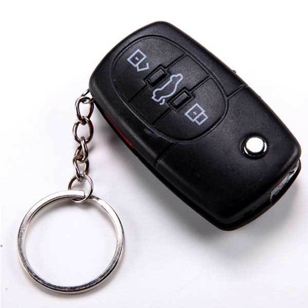Nicegirl Electric Shock Gag Car Key Remote Control Trick Joke Prank Toy(China (Mainland))