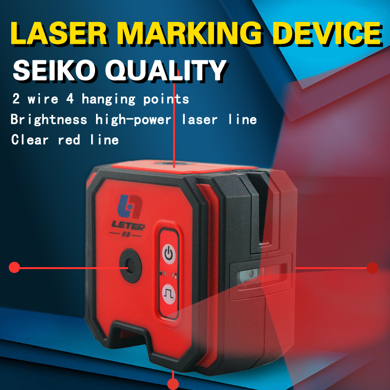 Leter   L2P4 Auto Leveling Combination Line and Dot Laser<br><br>Aliexpress