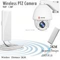 1 3MP Auto Tracking Camera 20X Optical Zoom IR Camera Wifi PTZ IP Camera