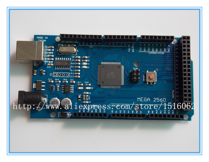MEGA 2560 R3 !!!CH 340G ATmega2560 AVR USB board (NO USB )cable (ATMEGA2560 ) for arduino 2560(China (Mainland))