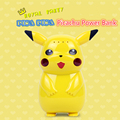 Newest 4800mAh Cute Pikachu Power Bank for iPhone Android Smartphone Power Pokemons Powebrank Portable External Battery