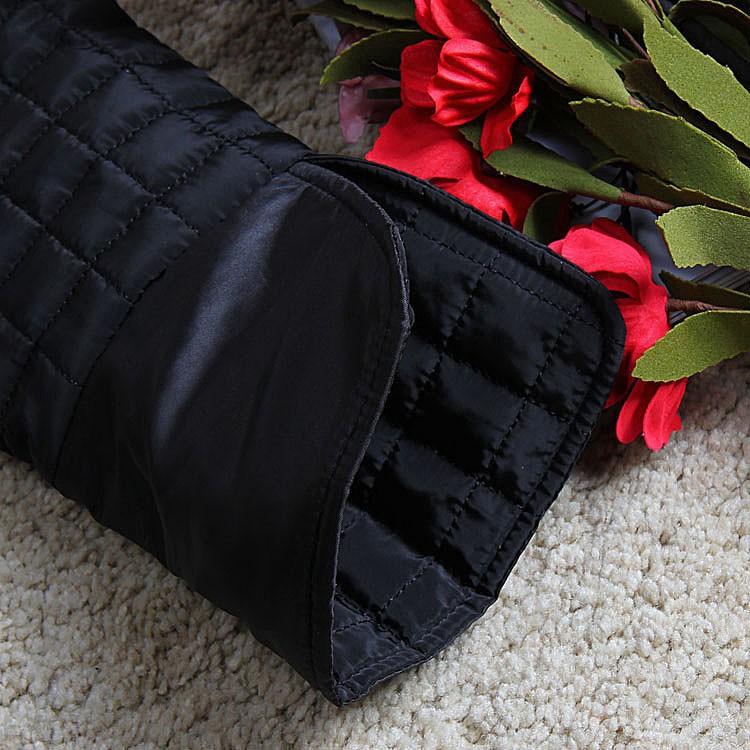 Скидки на Женщина Парка Ватные Зимние Куртки 2016 Осень Новый Горячий Зимняя Куртка Женщин Длинные Твердые Юбка Хлопок Вниз Пальто Парки Пальто