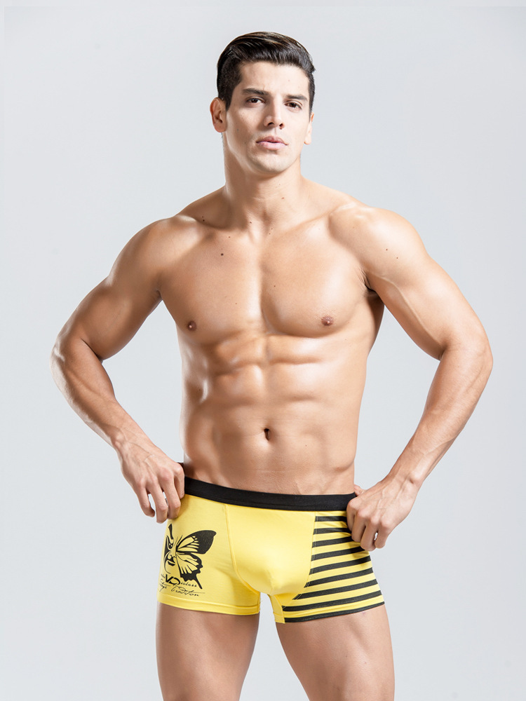 Asian style boxers