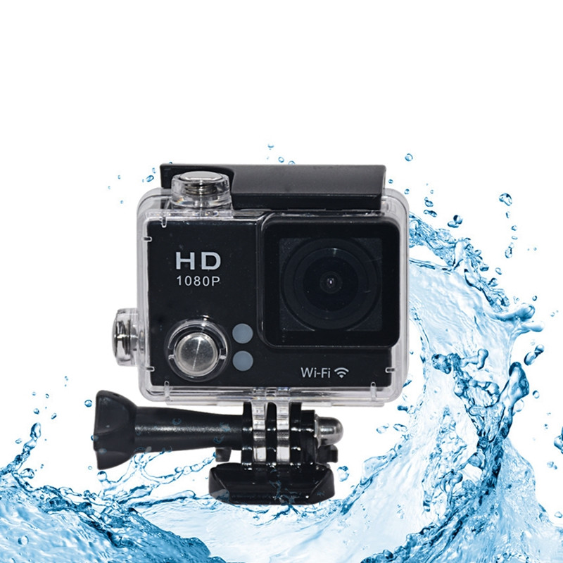 Gopro Style S2 Action Camera Car Camera Recorder 1080P Full HD 5.0MP 2.0 Inches Screen Helemet 30M Waterproof DV DVR 2015 Newest (6)