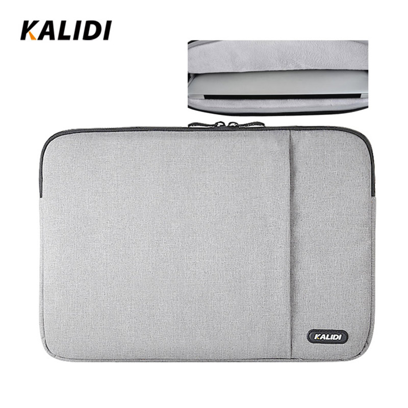KALIDI 17 inch Laptop Sleeve Bag Fshion Men Women Soft Waterproof Notebook case For HP Dell Acer Asus Sony Computer Accessories(China (Mainland))