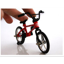 2016 Fashion Creative BMX Finger Bikes Brinquedos Toys,Mini Finger Bicycle New Year Gifts for Children/Adult 5 Pcs/Lot(China (Mainland))