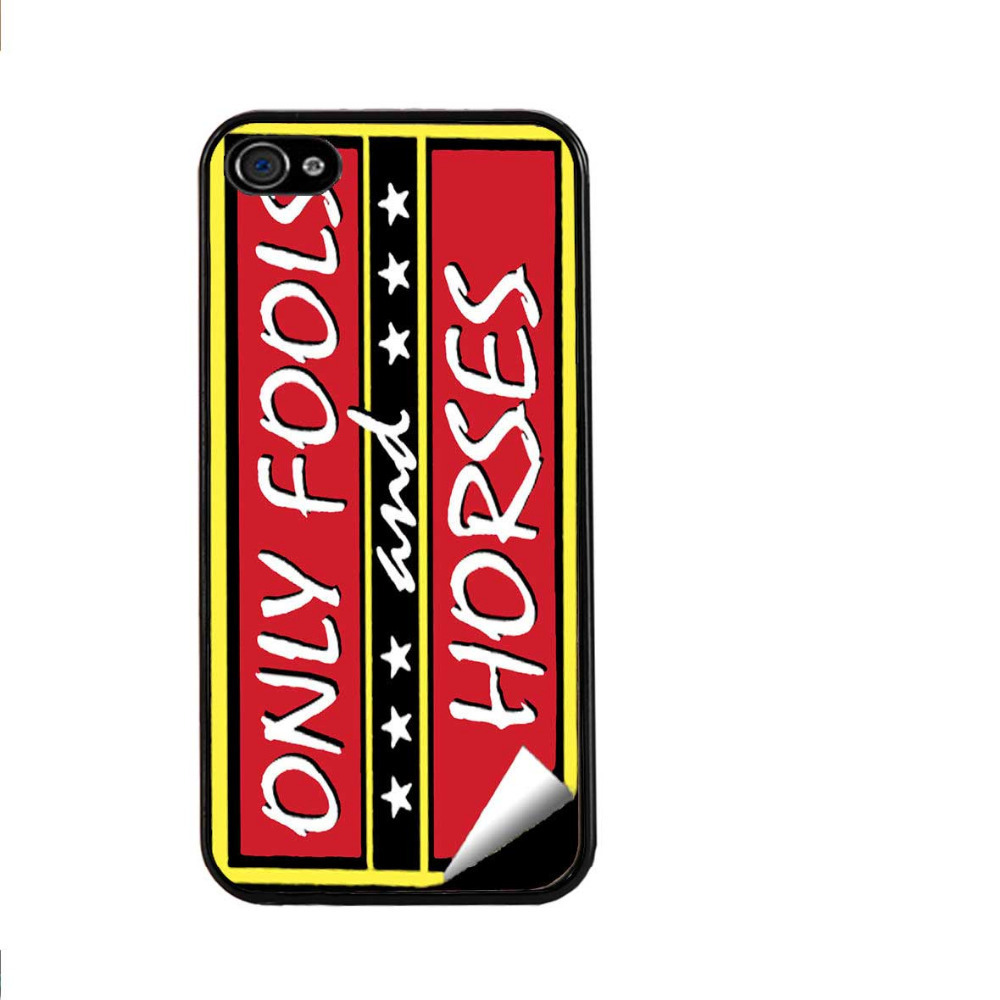 New 2015 Only Fools and Horses Sitcom Drama Series 80s Del Plastic Cell Phone Cover Case for iphone 4/4s/5/5c/6/6plus(China (Mainland))