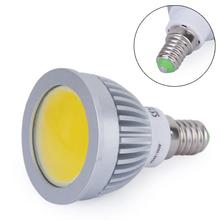 THGS 5W COB LED Spotlight E14 - Warm White(China (Mainland))