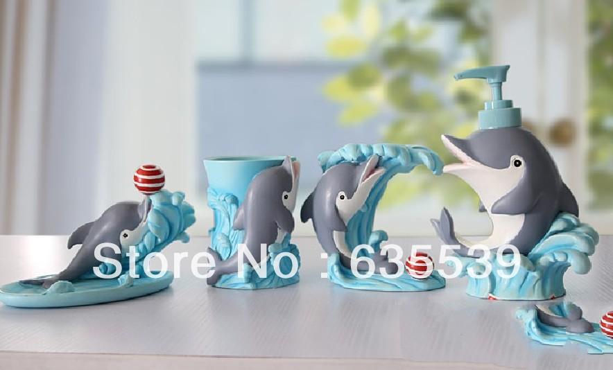 Dolphin Bathroom Set 28 Images