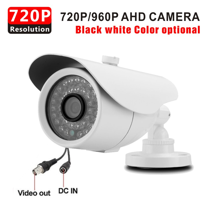 CCTV Security 720P 960P AHD-M Camera HD 1.0MP/1.3mp High Definition with IR-Cut Night Vision Waterpoof cctv Surveillance Camera(China (Mainland))