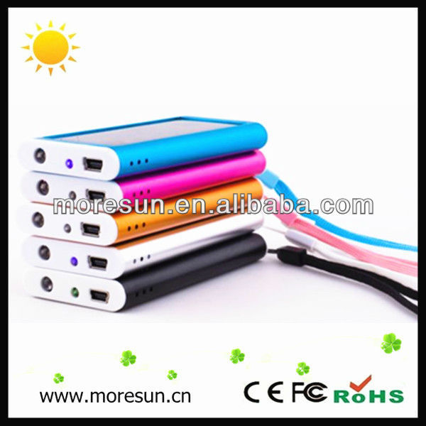 Best mini solar power charger solar charger for cellphones