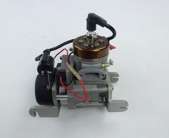 Powerful 2 Stoke Rc Boat Gas Engine For Sale In Parts