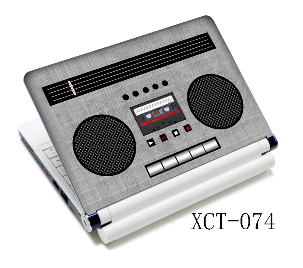 Cool Recorder  Sticker Skin Cover For 14 15 15.4 15.5 15.6 Sony HP Dell Samsung Laptop<br><br>Aliexpress