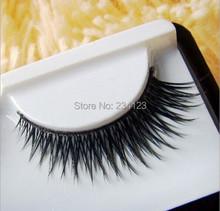 1Pairs / lot Wholesale High Quality Fake False Eyelashes Eye Lashes Brand Makeup Eyelash Extension