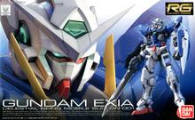 100% Genuine bandai model /Free shipping /RG-15 1:144 Gundam Exia GN-001 Angel /Assembled Model Robot gunpla
