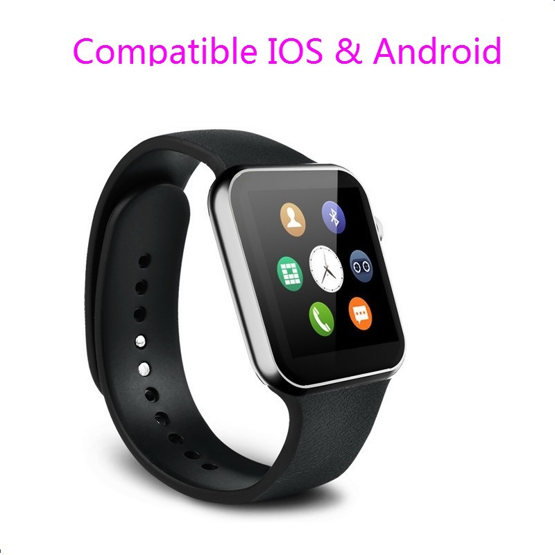 2015 Bluetooth watch heart rate monitor sport smart ...
