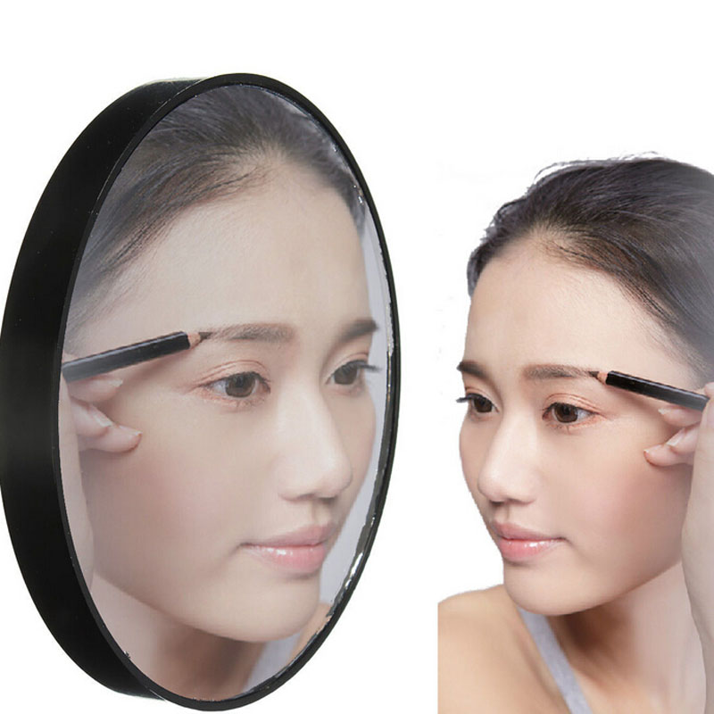 Гаджет  Free Shipping Makeup Tool 10X Magnifying Glass Cosmetics Mirror New High Quality Women Beauty 1pc None Красота и здоровье