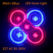 1pcs Full spectrum LED Grow lights