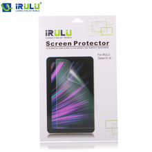 IRULU 9 inch Tablet Screen Protector Protective Film for IRULU Tablet Accessories Wholesale Pet Lots 2015 New Arrival Cheap