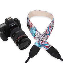 NEW2015 England Fashion Style(LH-06) British style strap camera neck wrist FOR canon nikon sony pentax A615011 - suki's store