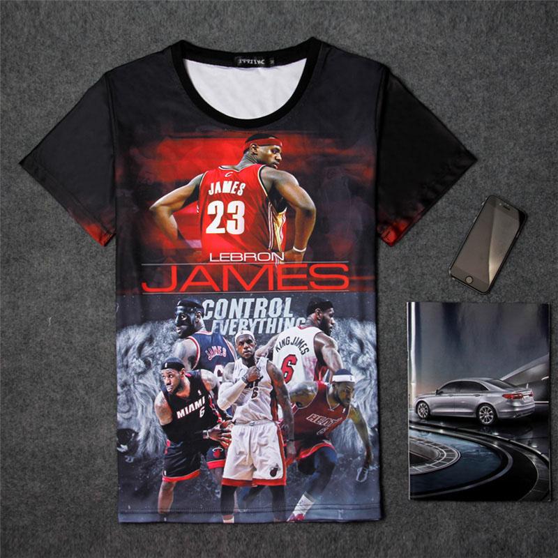 New 3 styles 3D print stephen curry men boy tee shirt cool sport t shirt crewneck basketball training short sleeve T-shirts(China (Mainland))