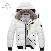 2014 Hotsale Men Winter Coat Jacket Down Coat Parka Outdoor Wear High Quality Plus Size M-XXXL MWM001