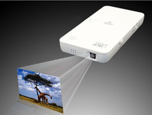Wireless WiFi Power Bank Wireless Mini Mobile Cinema Projector For IPhone Tablet(China (Mainland))