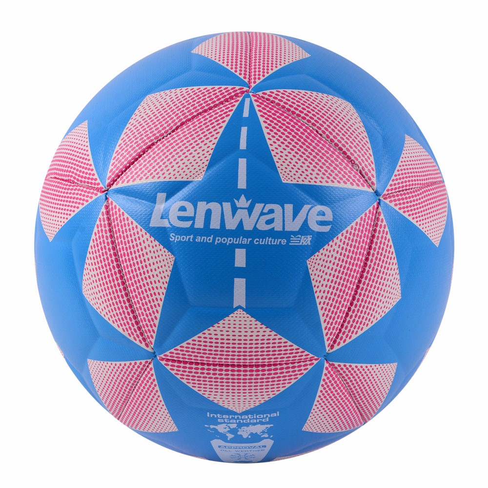 Official soccer & 5 size football high-quality1 piece ball / Fast delivery football(China (Mainland))