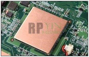 10x 15*15*0.6mm Copper Pad / Copper Shim / Thermal Pad for Chipset Chip CPU VGA GPU(China (Mainland))