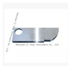 V-1 (IIW1) test block Holland / Netherlands test block / ultrasonic test block / standard test block