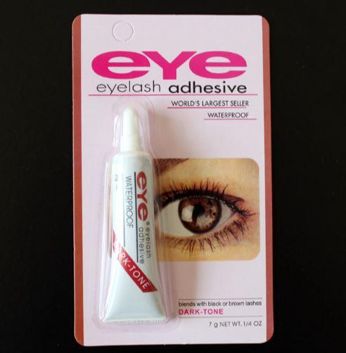 eyelash glue for lashes eyelash extension glue for eyelashes false eyelashes false lashes M821-black(China (Mainland))