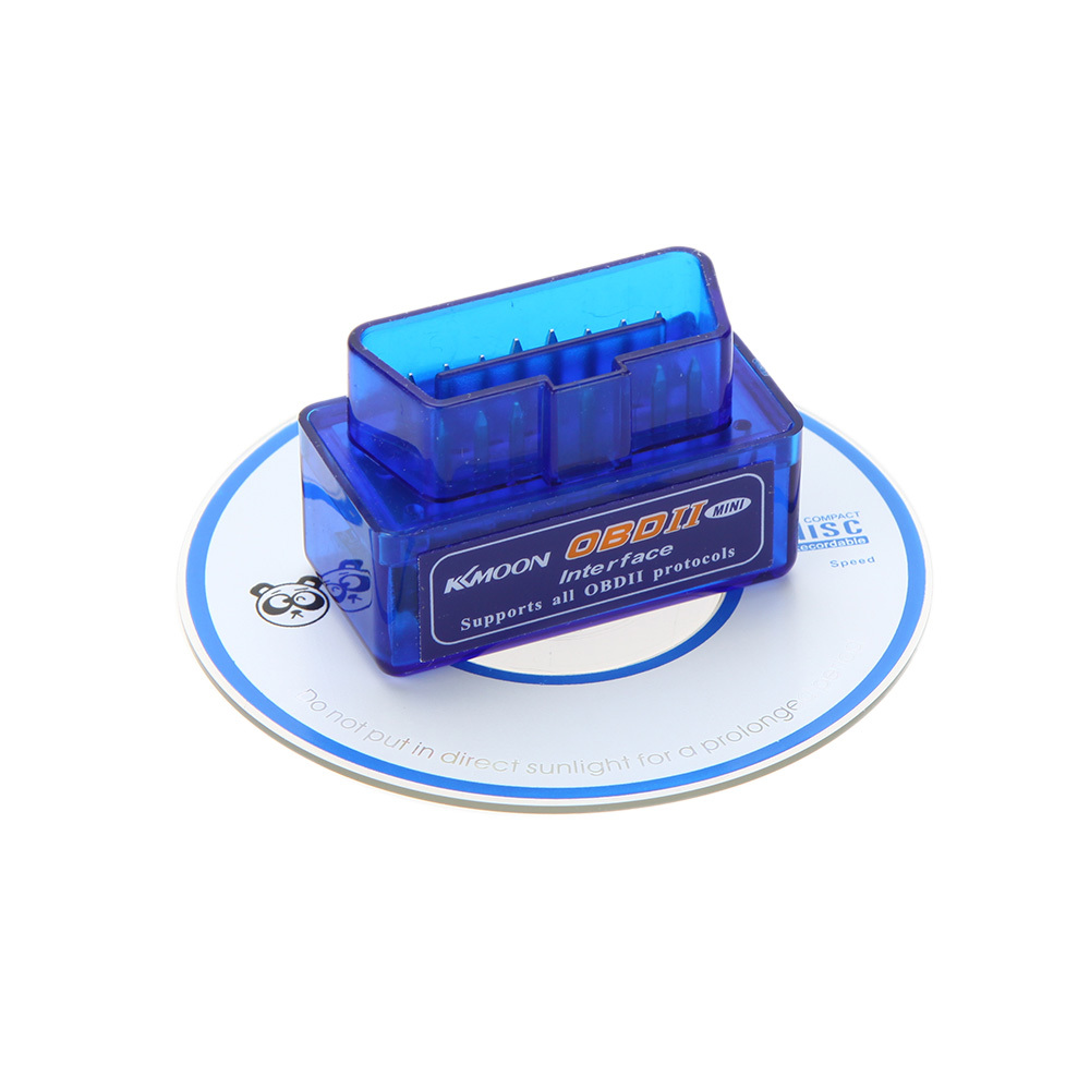 OBD2 OBD ii Wireless V21. Bluetooth Interface Car Scanner Diagnostic Tool for Android Windows(China (Mainland))