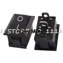 Buy On-Off Two Position SPST Boat Rocker Switch 2 Pin 6A/250V 10A/125V AC for $3.88 in AliExpress store