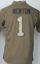 Cheap men's jersey,Elite 1 Newton 13 Benjamin 88 Olsen 59 Kuechly Jerseys,Size M-XXXL,Best Quality,Authentic Jersey(China (Mainland))