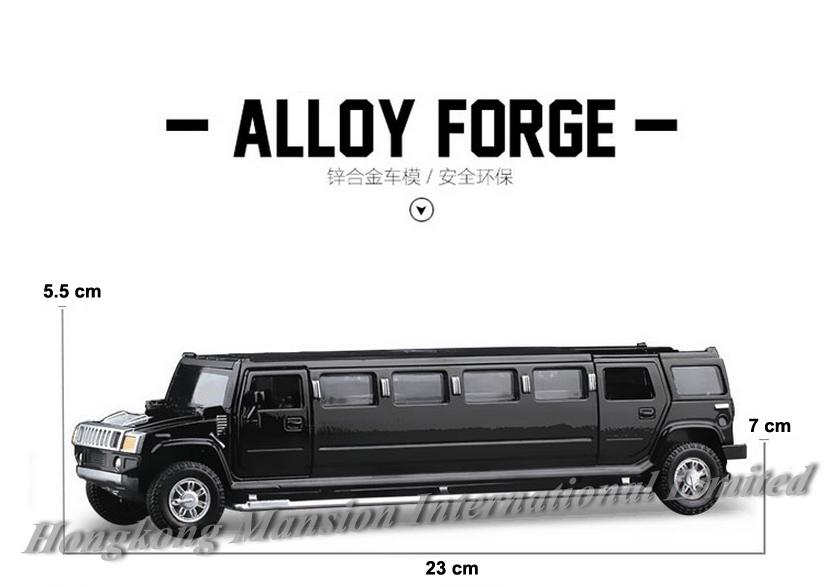 132 For For Hummer Limousine (24)