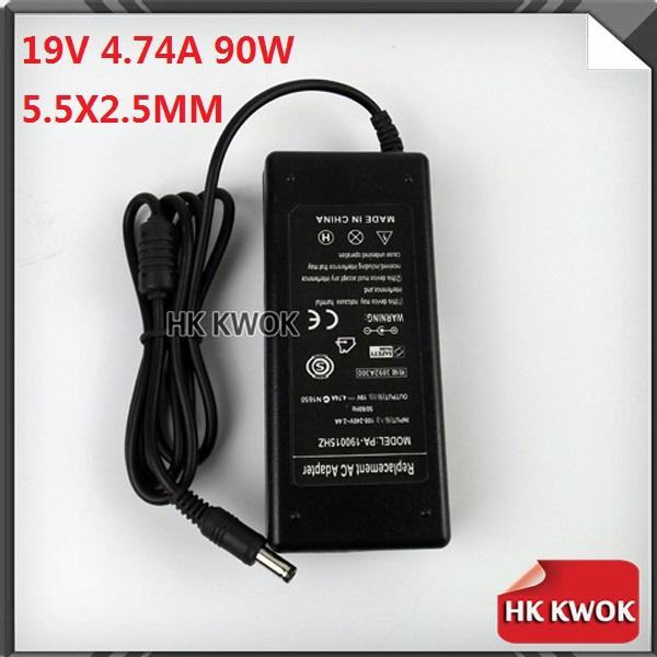 5pcs 19V 4.74A(5.5x2.5)90W Laptop Adapter Changer For hp Pavilion N3000(N5000 ZE1000 ZE1200 ZE4100 ZE4200 ZE4300 ZE4700) series<br><br>Aliexpress