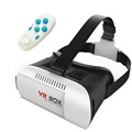 VR BOX Virtual Reality 3D Glasses for 4 7 6 0 Phone Bluetooth Controller
