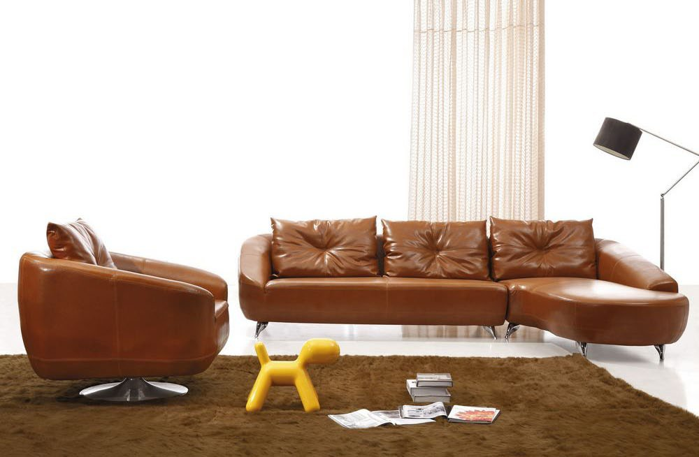 2015 modern l shape sofa set ikea sofa leather sofa set living room sofa set 6805b in living Living rooms with leather sofas